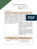 RPP Produk Kreatif Dan Kewirausahaan XII Driyorejo