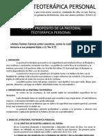 LA PASTORAL Lec 1-3