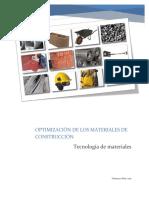 INFORME FINAL Optimizacion de Los Materiales de Construccion.