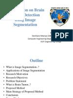 Presentation on brain tumor detection