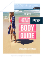 Alexa Jean Fitness - 12 Week Healthy Body Guide