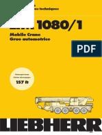 Pnugznf4j1mgfjs7liebherr Ltm 1080-1 All Terrain Mobile Crane Network