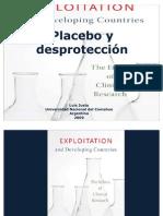 Buzios - Placebo y desprotección