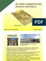 Maneirismo - Arte e Arquitetura