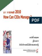 IT Trends 2010