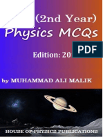 MCQ 2nd Year Physics Complete Book