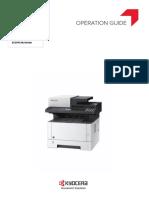 Kyocera ECOSYS M2040dn Operating Manual