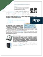1 Las Partes de Una Computadora