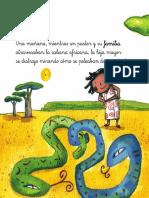 La serpiente de_colores