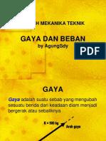 Gaya & Beban.docx