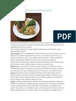 7 Las Fuentes de Proteínas Sin Carne Que Satisfy