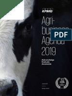Agribusiness Agenda Report 2019