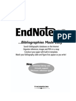 EndNote 8 Win Manual