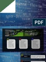 Mathematics PowerPoint Free PPT by SageFox 337
