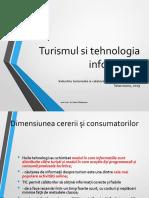 Turismul Si Tehnologia Informației
