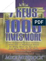 7 Keys to 1000 Times More - Mike Murdock.epub