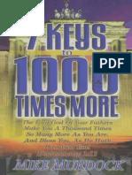 7 Keys to 1000 Times More - Mike Murdock.epub