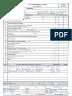 Check List Onibus 1