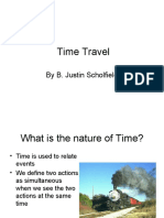 The Unwary Time Traveler