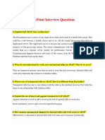 Tutorials Point Interview Questions