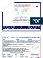 GIS-ACG Global Credentials - Firm Profile Executive