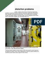 Harmonic Distortion Problems