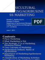 Ag Mktg-AEBoardExamReview.ppt