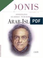 Arkeolog sejarah pemikiran arab