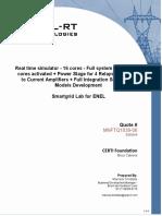 MNFTQ1039-06 - Hypersim 4 Current Amplifiers Models Development Full Integration