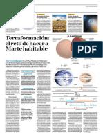 Terraformación, El Reto de Hacer a Marte Habitable