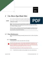 5-In. Sleeve-Type Drain Valve