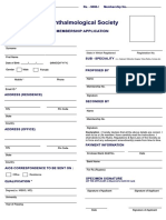 AIOS Membership Form