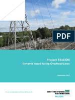 Project FALCON Engineering Trials DAR OHL
