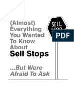 Sell Stop Discipline