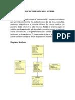 Diseño de La Arquitectura Lógica Del Sistema