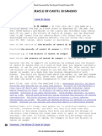 the miracle of castel di sangro.pdf