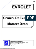Control Emisiones Diesel