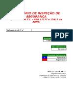 Inspeção Periódica - Caldeira Autoterm GVH 10 - Maio de 2010.doc