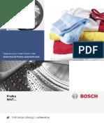Bosch WAT24340PL Pralka Instrukcja Obsługi