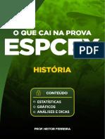 O_que_Cai_na_Prova_EsPCEx_-_História