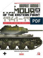 Vallejo - Warpaint Armour 1 - Armor of the Eastern Front 1941-1945 (Ocr)