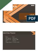 Lapkas Ileus Obstruktif PPT