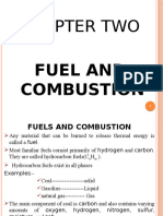 Chapter 2 Fuel and Combustion Lecture Note