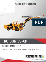 Manual de Partes Troidon 55-Xp Jmc-517
