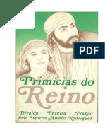 Amelia Rodrigues_Divaldo Franco_Primicias Do Reino