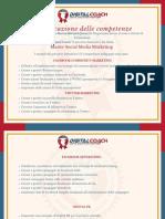 G. Benini Certificato di Competenza