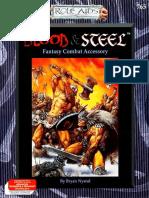 RA765 Blood & Steel