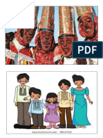 Afro Asian Families
