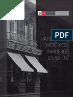 Patrimonio Historico Inmueble en Junin