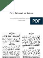 Salawaat Wa Salaam